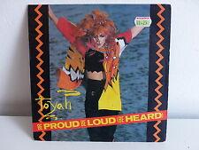 TOYAH Be proud be loud SAFE52