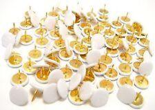 Paquete De 120 Cabeza De Calidad Blanco Chinchetas-escuela y suministros de oficina