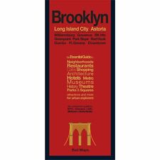Red Maps Brooklyn CURRENT EDITION - City Travel Guide