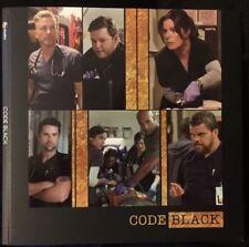 """Code Black"" DVD +Pressbook 2017 Emmy FYC NEW, 2 Episodes From Season 2 ABC"