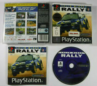 Colin McRae Rally PS1 Playstation 1 MINT DISC
