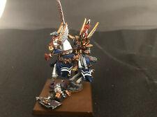 Warhammer AoS Hauts Elfes High Elves Prince Tyrion Metal Pro painted OOP