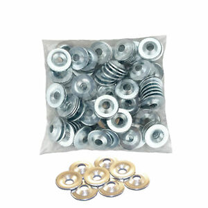 100 Burton Style Snowboard Binding Conical Washers, 100 Count Bag for One Price