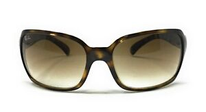 Ray-Ban Highstreet Women's Gloss Tortoise Light Brown Gradient Sunglasses RB4068