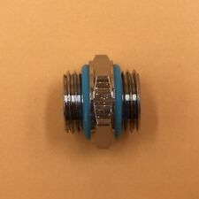 Male to Male Coupling Adapter Extender Fitting G1/4 Thread Water Cooling CG