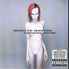 Marilyn Manson : Mechanical Animals CD (2001)