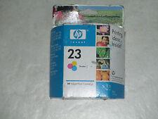 Genuine HP 23  C1823D  Tri-Color Ink Cartridge. Don't Miss Out!! L@@K!!