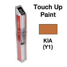 KIA OEM Brush&Pen Touch Up Paint Color Code : Y1 - Cocktail Orange