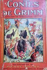 Contes de Grimm adaptation de Marguerite Reynier