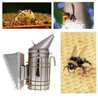 Bee Tools Set Bee Smoke Transmitter Sprayer Calming Spray Beekeeping Smoker KV
