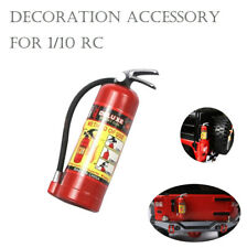 1/10 RC Crawler Accessory Parts Fire Extinguisher Kit For Axial SCX10 TRX4