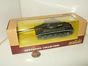 "Solido 6060 AMX 30 Tank ""Beauvais""  in original Solido Box in 1:50 Scale"