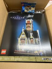LEGO Haunted House 10273. IN HAND!!! READY TO SHIP!!! Original LEGO Shipping Box