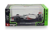 Bburago 1/32 downforce Vodafone 2013  McLaren Mercedes MP4-28 Jenson Button B144