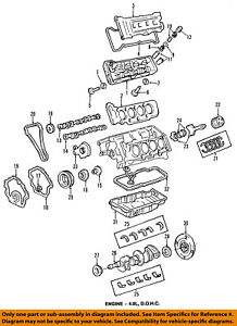 Oldsmobile GM OEM 95-99 Aurora-Engine Cylinder Head Gasket 12560635