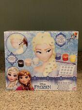 Sambro Disney Frozen Paint and Style Elsa
