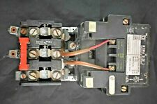 SQUARE D 8536SEO1 Nema Size 3 Motor Starter Contactor 120V Coil