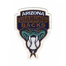 Arizona Diamondbacks (1999-2006) Throwback Alternate Logo Sleeve Jersey Patch