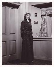 GREER GARSON Original Vintage 1949 THE MINIVER STORY MGM Studio Portrait Photo