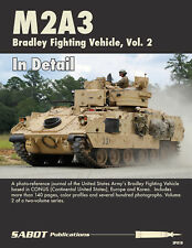 M2A3 Bradley Fighting Vehicle, Volume 2, Sabot Publications, New, SP010
