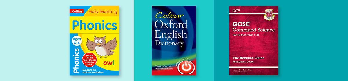 KS1 /& KS2 Comprehension Verbal Non-Verbal Reasoning Schofield Collins CGP Oxford