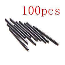 100pcs NEW Black Standard Pen Nibs For Wacom Bamboo Fun Graphire Intuos 3 & 4