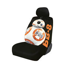 New Disney Star Wars BB-8 BB8 Car Truck Front Seat Cover with Headrest Cover