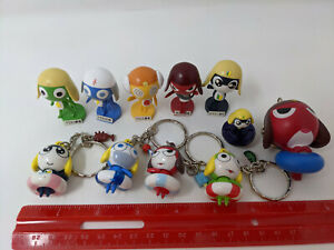 Keroro Gunso LOT Sgt Frog Figures Toys Models Keychain Charm Toy Japan Kids MORE