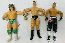 WWE Action Figures The Miz Randy Orton The Ultimate Warrior 2003 Jakks Pacific