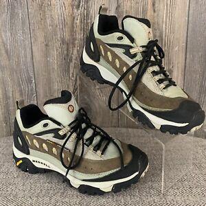 """Merrell """"Pulse 11 Wintergreen"""" Shoes Men's 7.5~Hiking~Trek~Outdoor~Lace-Tie"""