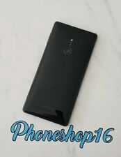 Original Sony Xperia XZ2 H8216 Akkudeckel Deckel Touch ID Backcover Schwarz B
