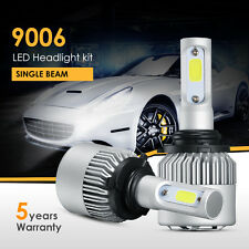 9006 HB4 CREE 200W 20000LM LED Headlights Kit Bulbs 6500K High Power vs 120w HID