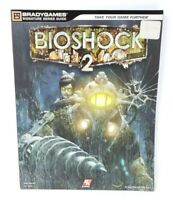 Bioshock 2 Official Brady Games Strategy Game Guide