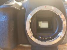 Canon EOS 80D 24.2MP Fotocamera Reflex Digitale-Nero (Solo Corpo)