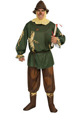 Adult Wizard Of Oz Scarecrow Costume