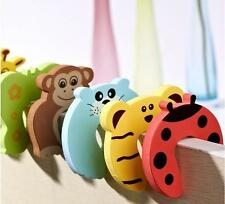 10Pcs Kid Finger Protector Door Stopper Lock Jammers Pinch Guard For Baby Safety