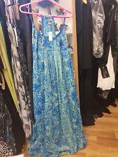 Gorgeous Blue Maxi dress by Gap dress size 8
