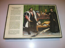 THE AMBASSADORS - by HOLBEIN 1000 pc Art Jigsaw -  Contents Sealed