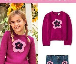 NWT Gymboree SWEATER WEATHER Girls Ruffled Stars Print Cardigan Sweater Size 2T