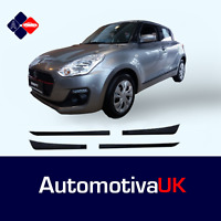 Suzuki Swift Mk4 5D Rubbing Strips | Door Protectors | Side Protection Body Kit