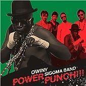 Power Punch, Owiny Sigoma Band CD | 5060180321673 | New