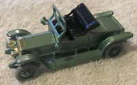 Vintage Lledo Days Gone Rolls-Royce Silver Ghost Coupe - Made In England