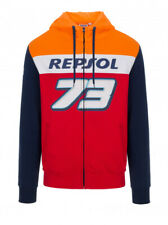 New Official Alex Marquez 73 Dual Repsol Honda Hoodie - 20 28505