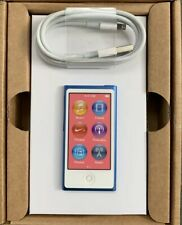 Apple iPod nano 7th 7. Generation 16GB Dunkel-Blau NEU NEW 7G Dark-Blue RAR