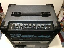 Free Shipping_Roland CUBE-40 Guitar Amp Amplifier_Works