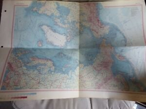 AN OLD POLISH MAP OF THE ARCTIC