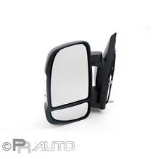 Fiat Ducato (250/251) 07/06-14 Außenspiegel Spiegel links schwarz manuell