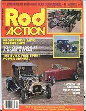 Rod Action Magazine July 1980 Buick Free Spirit VG No ML 031417nonjhe
