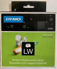 Dymo Labelwriter Address Labels 125 X 225 White 1000 Labelsroll