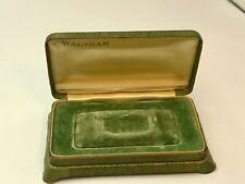 Vintage Waltham Women's Wristwatch Presentation Box